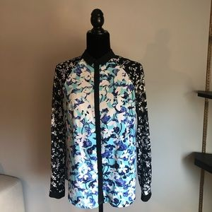 Peter Pilotto for Target button down top